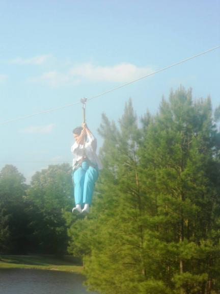 Zip Line for All Ages