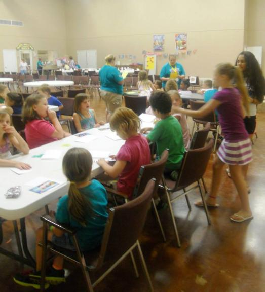 2013 VBS Crafts